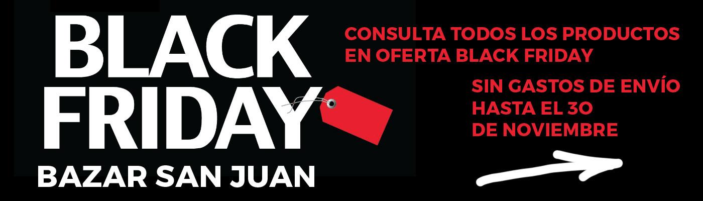 Bazar San Juan Black Friday