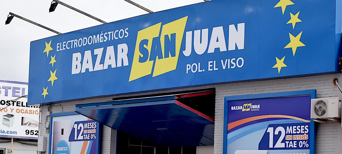 Bazar San Juan El Viso Málaga
